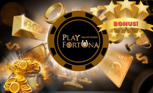 Как играть на бонус в Play Fortuna